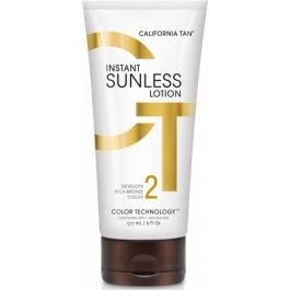 California TAN Instant Sunless Lotion #2  6 Oz