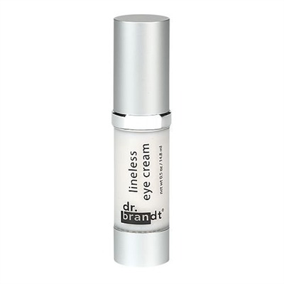 Dr. Brandt Lineless Eye Cream .5 Oz