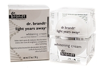 Dr. Brandt LIGHT YEARS AWAY Whitening Cream  1.7oz