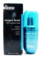 dr. brandt Oxygen Facial Flash Recovery Mask 1.4 Oz.