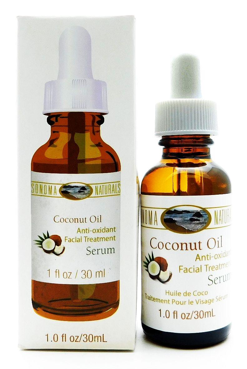 Dermapeutics Sonoma Naturals Coconut Oil Anti Oxidant