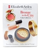 Elizabeth Arden Bronze in the City Color Collection: Pure Finish Mineral Bronzing Powder Medium .27 Oz., Kabuki Style Brush, Ceramide Cream Blush Nectar .09 Oz., Beautiful Color Luminous Lip Gloss Precious Petal .13 Fl Oz.