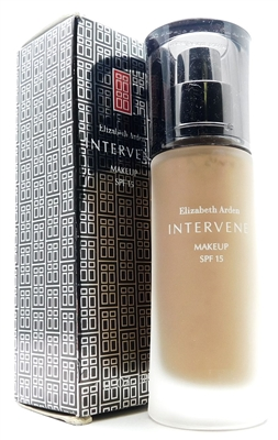 Elizabeth Arden Intervene Makeup SPF15 Soft Toffee 15 1 Fl Oz.