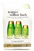 Organix Ever Clear Natural Acne Control System, Teatree Willow Bark 3 Step Trial Kit