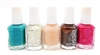 essie Nail Color 5 Piece Set: Melody Maker, Hors D'oeuvres, Tinted Love, Ignite the Night, Coacha'Bella (each .46 Fl Oz.)