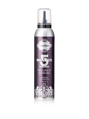 Fake Bake Ready to Wear Tan 5 Minute Mousse 7 Oz