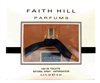 Faith Hill Parfums Eau de Toilette .5 Fl Oz.