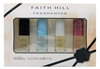 Faith Hill Fragrances Eau De Toilette Set: Faith Hill, True, Soul 2 Soul, Soul 2 Soul Vintage (each .375 Fl Oz.)