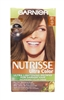 Garnier Nutrisse Ultra Color Ultra Lightening Browns for Darker Hair B1 Cool Brown One Application