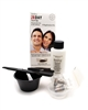 Godefroy 28 DAY TOUCH UPS Permanent Hair Color for Men & Women 4 Application Kit with Capsule Tint, Dark Brown