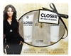 Closer by Halle Berry Set: Moisturizing Body Lotion 2.5 Fl Oz., Eau De Parfum 1 Fl Oz., Hydrating Shower Gel 2.5 Fl Oz.