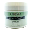 Dr. Jeannette Graf Hyaluronic Skin Filler Super Rich Body Creme 8 Oz.