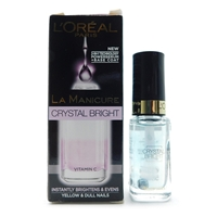 L'Oreal La Manicure Crystal Bright 5 mL.