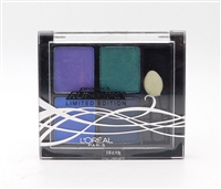 Loreal Project Runway Limited Edition Pressed Eyeshadow Quad 616 The Mystic's Gaze .16 Oz.