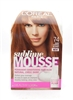 Loreal Paris Sublime Mousse 74 Dark Copper Blonde 1 Application