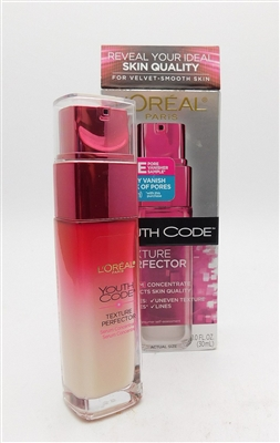 Loreal Youth Code Texture Perfector 1 Fl Oz.