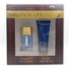 Nautica Life 2 Pc. Set : Eau de Toilette 1.7 Oz & Shower Gel 2.5 Oz