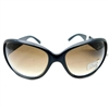 Oscar by Oscar de la Renta Sunglasses Mod 1233 001 Black