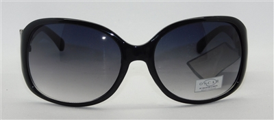 Oscar by Oscar de la Renta Sunglasses Mod 1247 001 Black