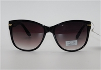 Oscar by Oscar de la Renta Sunglasses Mod 1255 001 Black