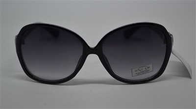 Oscar by Oscar de la Renta Sunglasses Mod 1256 001  Black