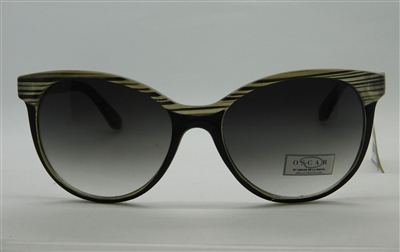 Oscar by Oscar de la Renta Sunglasses Mod 1258 001 Gray