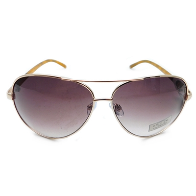Oscar by Oscar de la Renta Sunglasses Mod 3040 Honey Tortoise