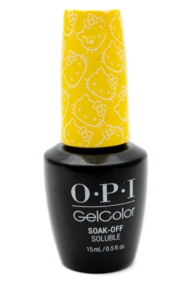 ​OPI My Twin Mimmy Gel Color, Soak-Off, For Professional Use Only .5 fl oz