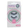Perfect 10 Instant Lashes Long Length Maxi Lash: 2 Strip Lashes, Lash Adhesive