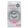 Perfect 10 Instant Lashes Light Texture Lash: 2 Strip Lashes, Lash Adhesive