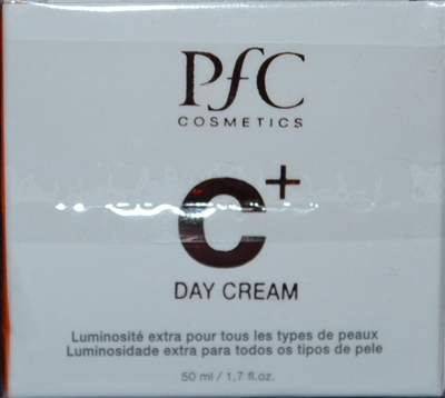 PFC Cosmetics C+ Day Cream 1.7 Oz