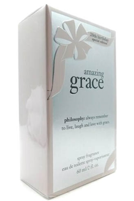 Philosophy Amazing Grace Spray Fragrance 2 Oz