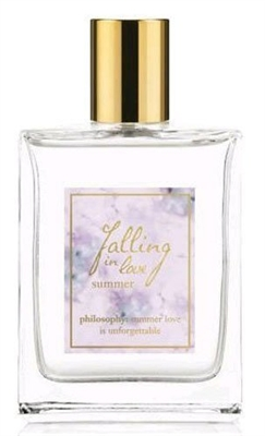 Philosophy Falling in Love Summer Eau de Toilette Spray 4 Oz