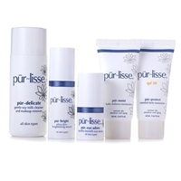 Pur-lisse Bright & Beautiful Jet Set Starter Kit