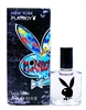 Playboy New York Eau de Toilette for Men .5 Fl Oz. Pour
