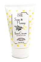 Perlier Sage & Honey Foot Cream  4 fl oz