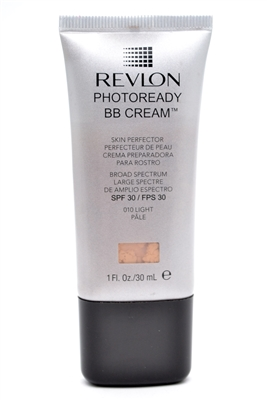 Revlon ColorStay PhotoReady BB Cream Skin Perfector  SPF30,  020 Light Pale  1 fl oz