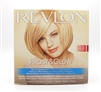 Revlon Frost & Glow by Colorsilk Blonde Highlighting Kit for Blonde to Light Brown Hair 1 Application