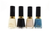 Revlon Nail Enamel 4 Color Set: Sheer Sweetie, Elusive, Graceful, Chic (each .5 Fl Oz.)