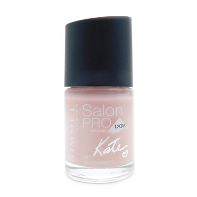 Rimmel Salon Pro Kate Nail Polish New Romance .4 Fl Oz.