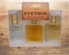Stetson Cologne 3 Pc Collection Set: Original 2.25 oz, Fresh 1.75 Oz & Rich Suede 2 Oz