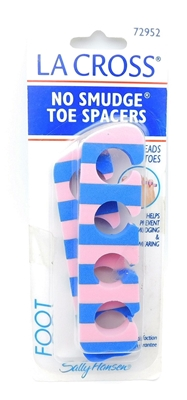 Sally Hansen La Cross No Smudge Tow Spacers 72952