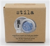 Stila Magnificent Metals For Foil Finish Eye Shadow Metallic Cobalt 0.07 Oz And The Stay All Day Liquid Eye Primer 0.06 Oz
