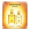 Stetson Original Set: Cologne 1.5 Fl Oz., After Shave .74 Fl Oz.