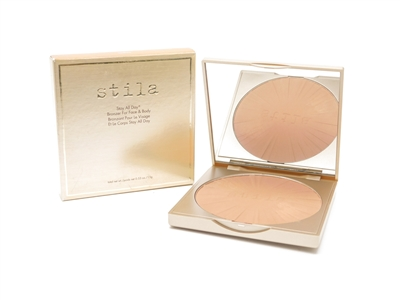 stila Stay All Day Bronzer for Face & Body medium .53 Oz.