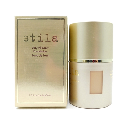stila Stay All Day Foundation Hue 1 Fl Oz.