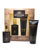 Stetson Black Set: Cologne 1.5 oz, After Shave Balm 3.4 fl oz