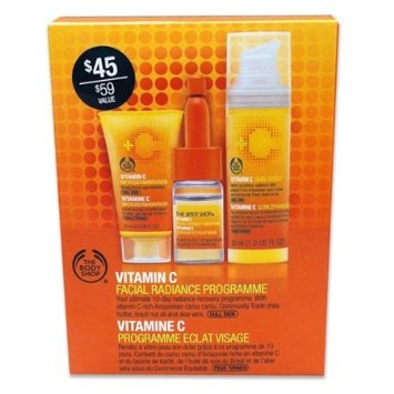The Body Shop Vitamin C Facial Radiance Program