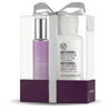 The Body Shop White Musk Travel Set: Eau de Toilete .34 Oz & Body Lotion 2 OzLotion