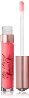 Too Faced Glamour Gloss Volumizing Lip Gloss with Lip Injection .12 Oz  Chihuahua Bite